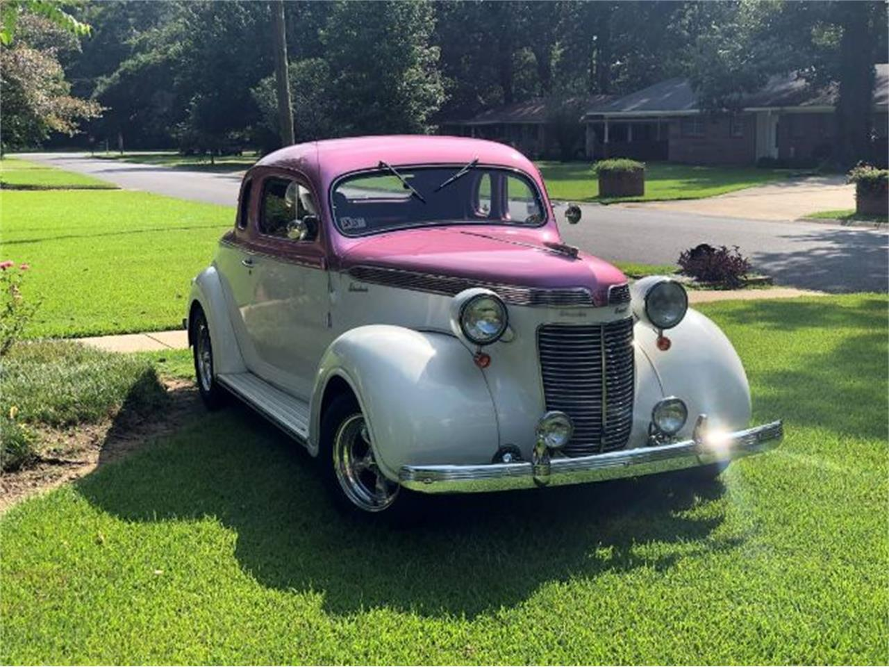 1937 Chrysler Royal (CC-1260917) for sale in Cadillac, Michigan