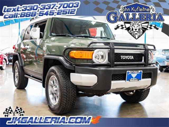 2011 Toyota FJ Cruiser (CC-1269222) for sale in Salem, Ohio
