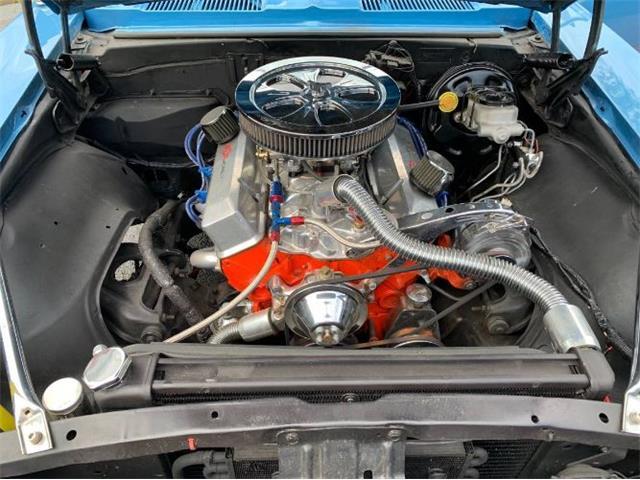 1967 Chevrolet Camaro (CC-1260926) for sale in Cadillac, Michigan