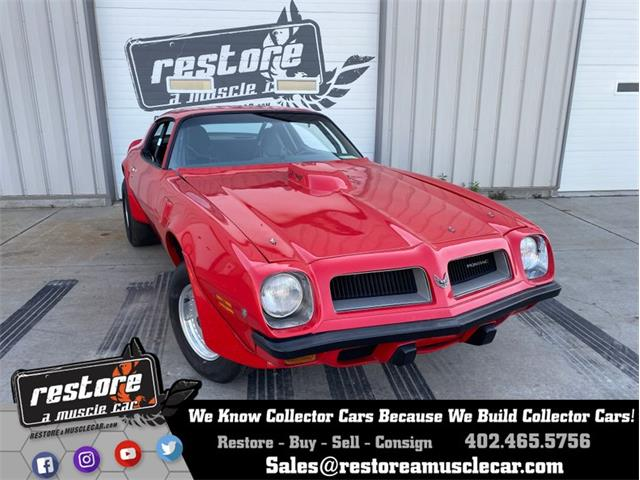 1974 Pontiac Firebird Trans Am (CC-1269283) for sale in Lincoln, Nebraska