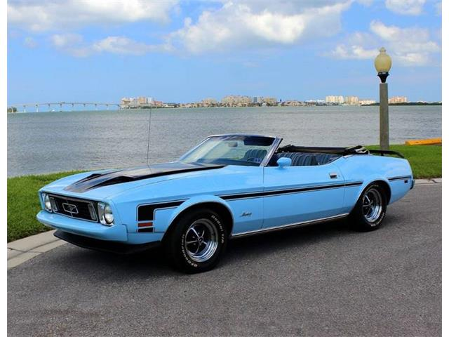 1973 Ford Mustang (CC-1269293) for sale in Clearwater, Florida