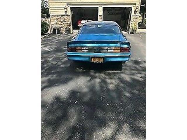 1980 Chevrolet Camaro (CC-1260931) for sale in Cadillac, Michigan