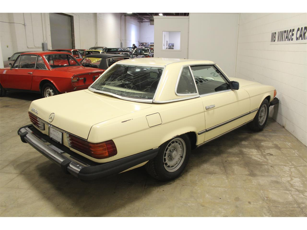 1984 Mercedes-Benz 380SL (CC-1260940) for sale in Cleveland, Ohio