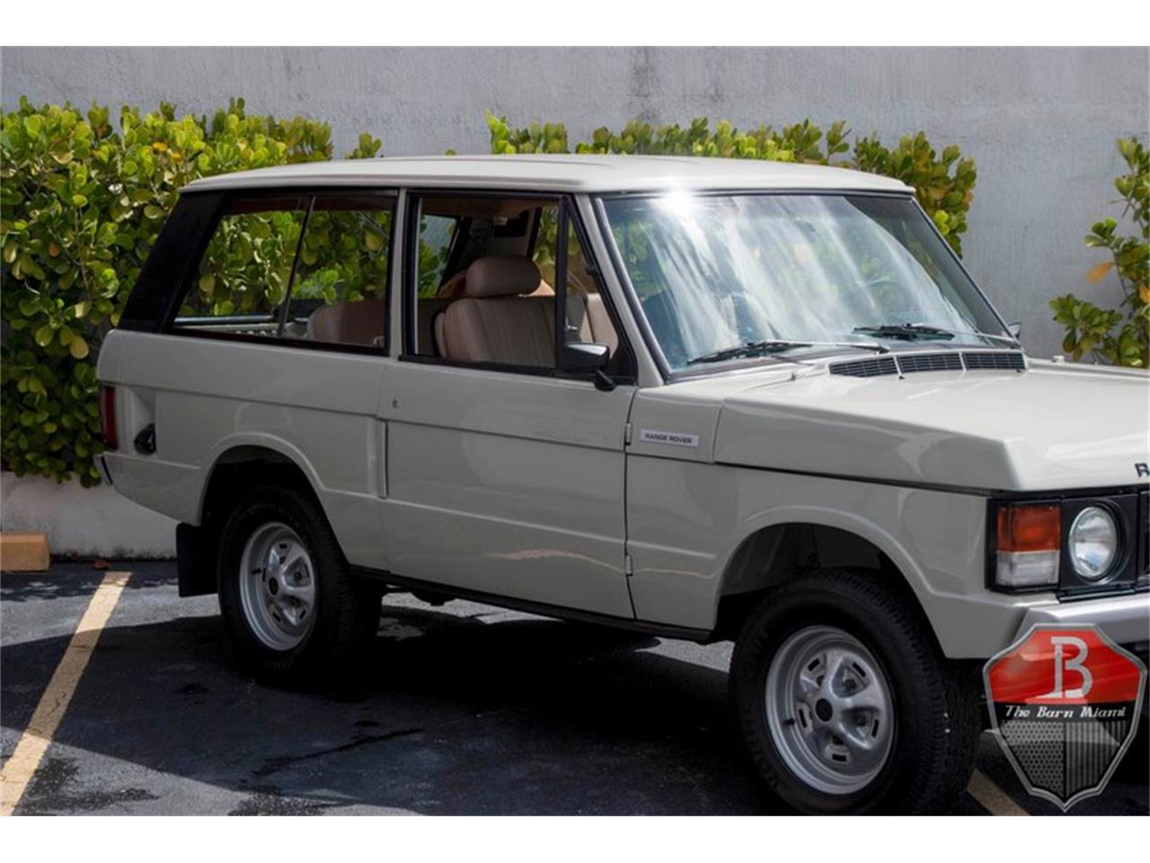 1974 Land Rover Range Rover (CC-1269435) for sale in Miami, Florida