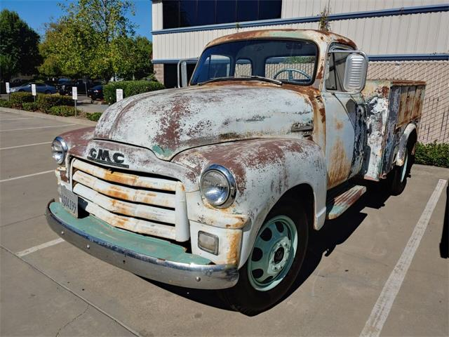1954 GMC Truck (CC-1269437) for sale in San Luis Obispo, California