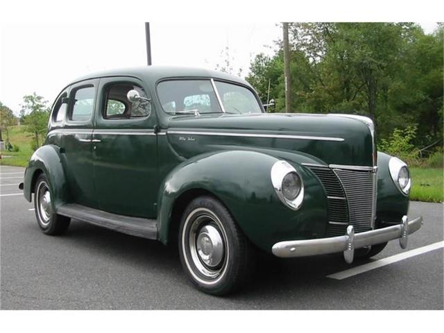 1940 Ford Deluxe (CC-1269448) for sale in Harpers Ferry, West Virginia