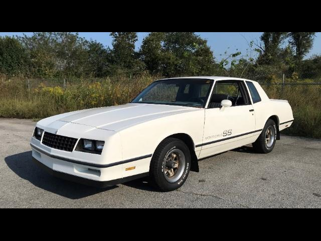 1984 Chevrolet Monte Carlo (CC-1269450) for sale in Harpers Ferry, West Virginia