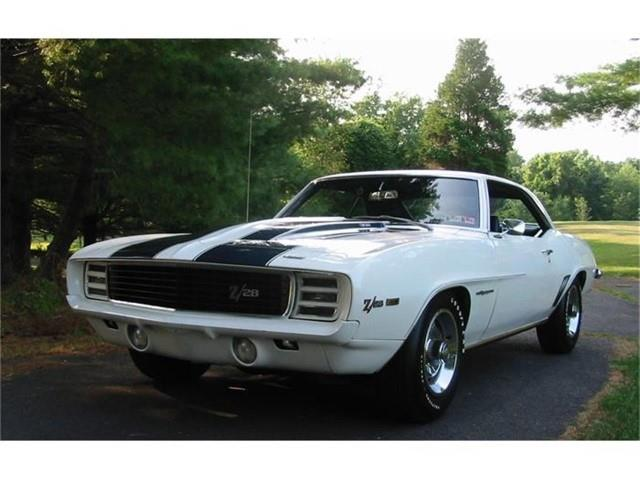 1969 Chevrolet Camaro (CC-1269458) for sale in Harpers Ferry, West Virginia