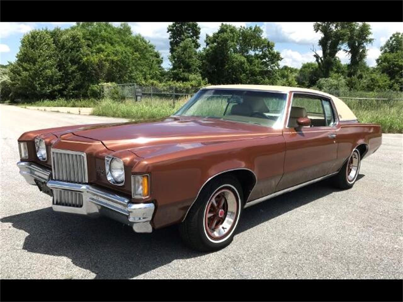 1971 Pontiac Grand Prix (CC-1269459) for sale in Harpers Ferry, West Virginia