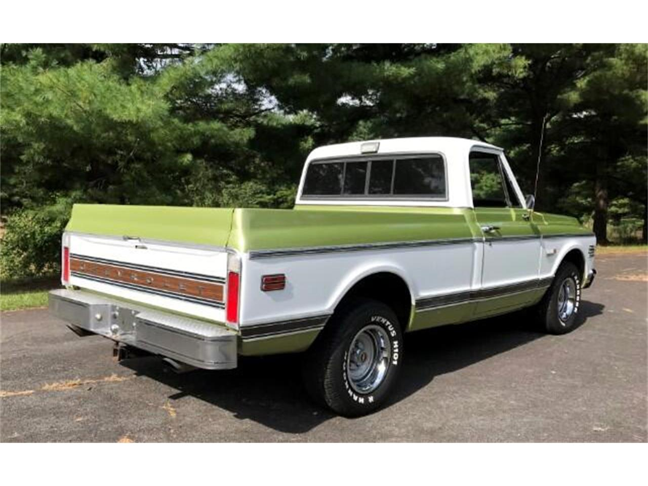 1971 Chevrolet C/K 10 (CC-1269460) for sale in Harpers Ferry, West Virginia