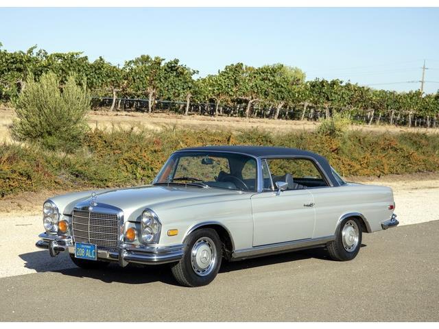 1970 Mercedes-Benz 280SE (CC-1269476) for sale in Pleasanton, California