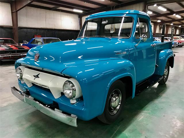 1954 Ford F100 (CC-1269502) for sale in Sherman, Texas
