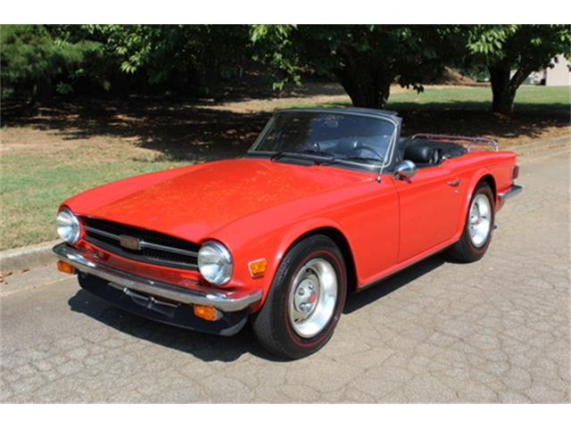 1976 Triumph TR6 (CC-1269508) for sale in Roswell, Georgia