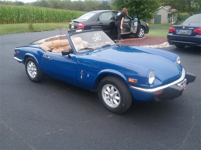 1975 Triumph Spitfire (CC-1260952) for sale in Hereford, Pennsylvania