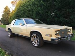 1985 Cadillac Eldorado Biarritz (CC-1269520) for sale in Portland, Oregon