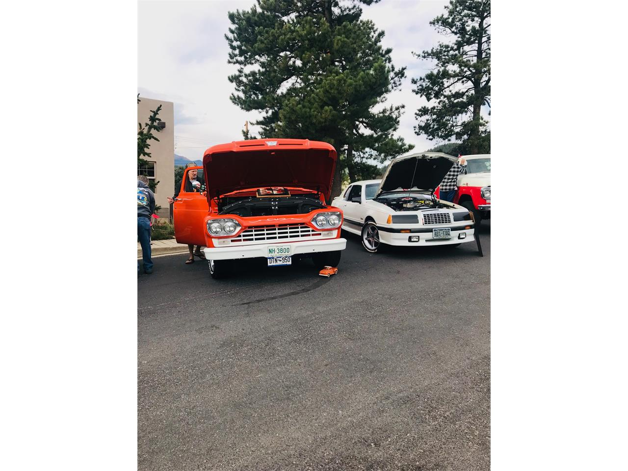 1960 Ford F100 (CC-1269522) for sale in Woodland Park, Colorado