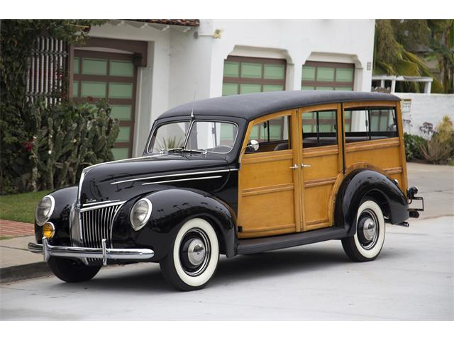 1939 Ford Woody Wagon (CC-1269526) for sale in La Jolla, California