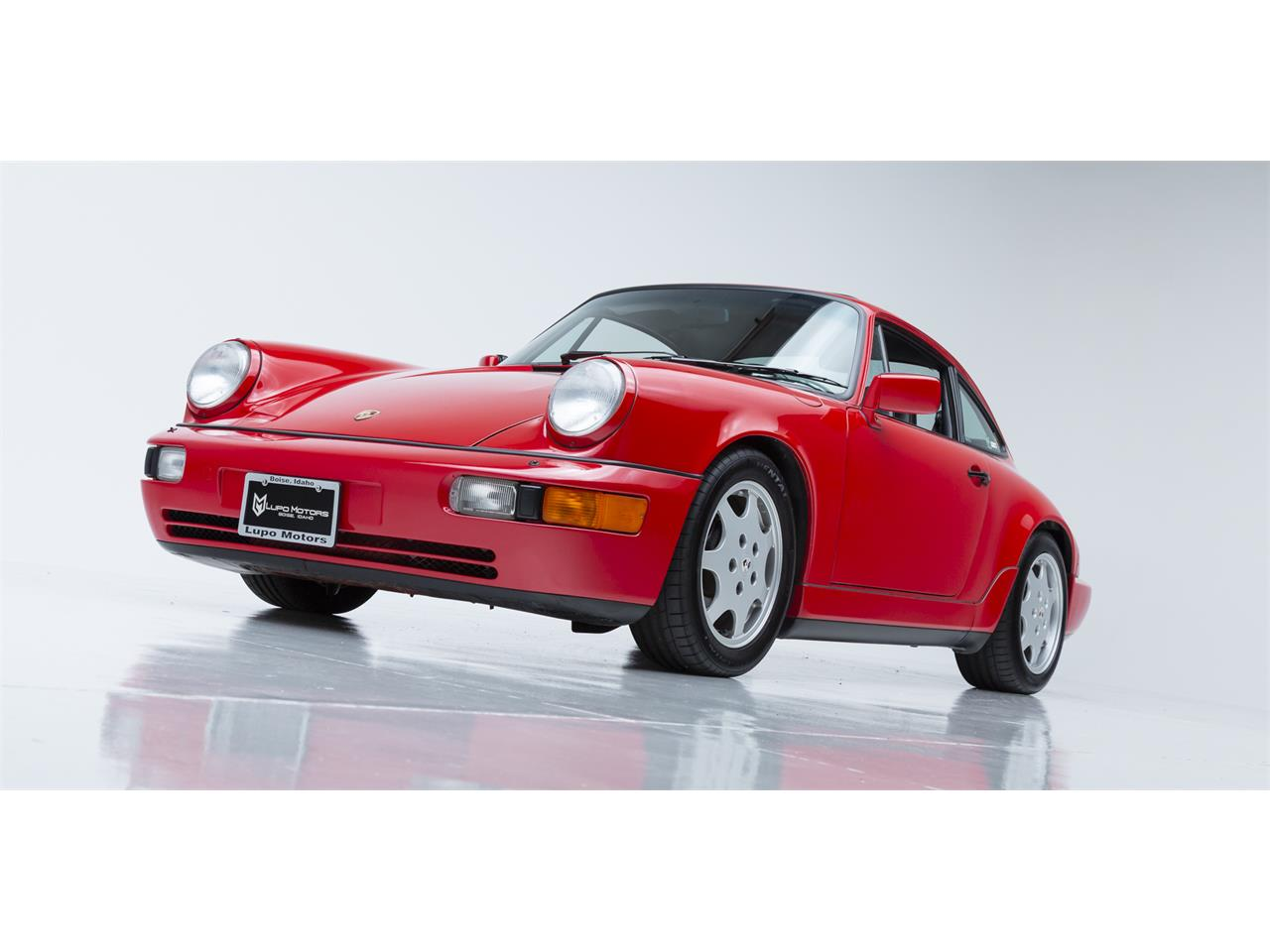 1989 Porsche 911 Carrera (CC-1269539) for sale in Boise, Idaho