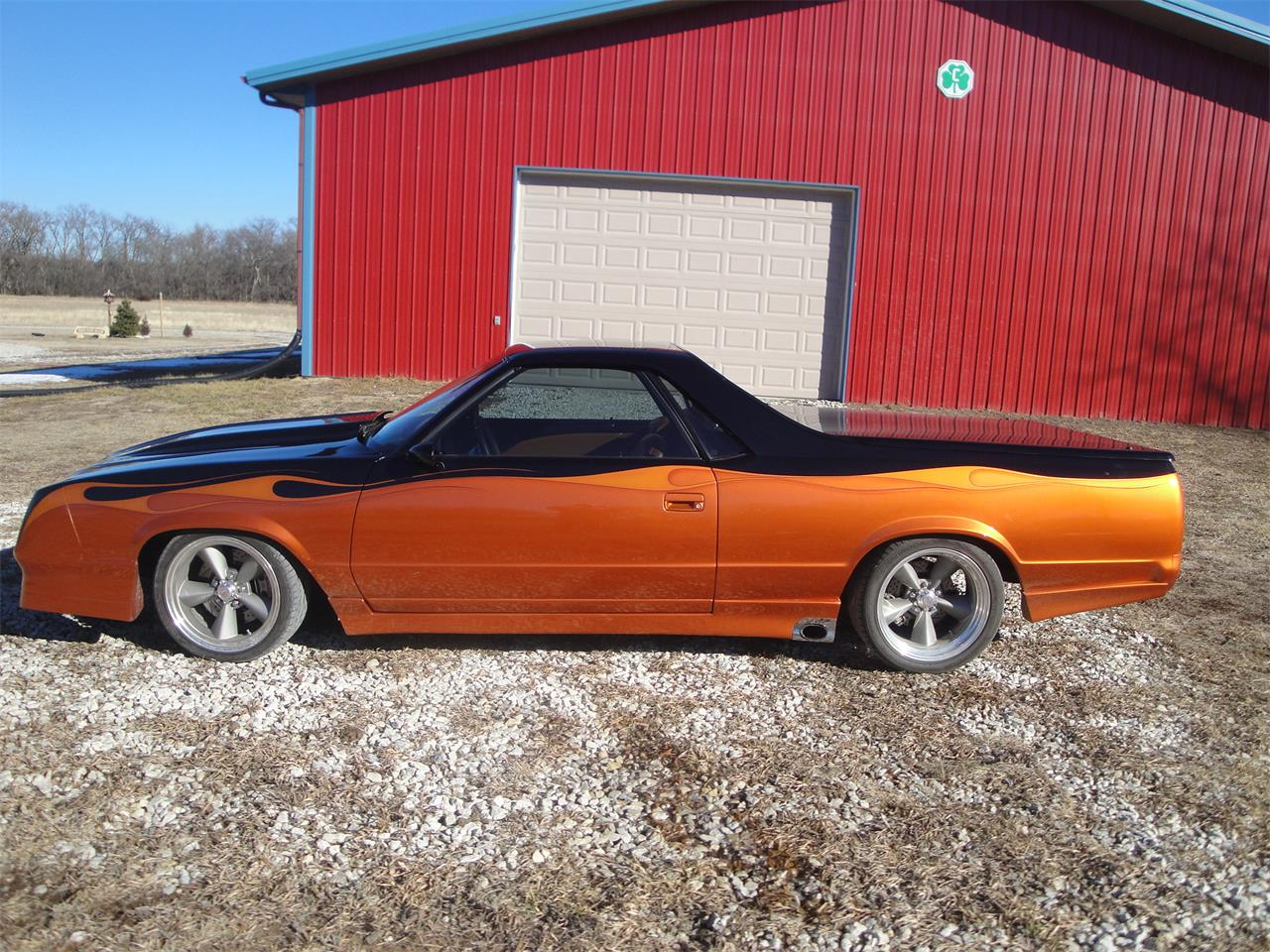 1983 Chevrolet El Camino (CC-1269542) for sale in McPherson, Kansas