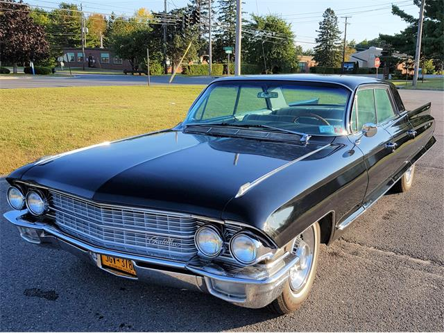 1962 Cadillac DeVille (CC-1269543) for sale in Plattsburgh, New York