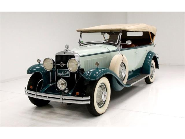 1930 LaSalle Phaeton (CC-1269548) for sale in Morgantown, Pennsylvania