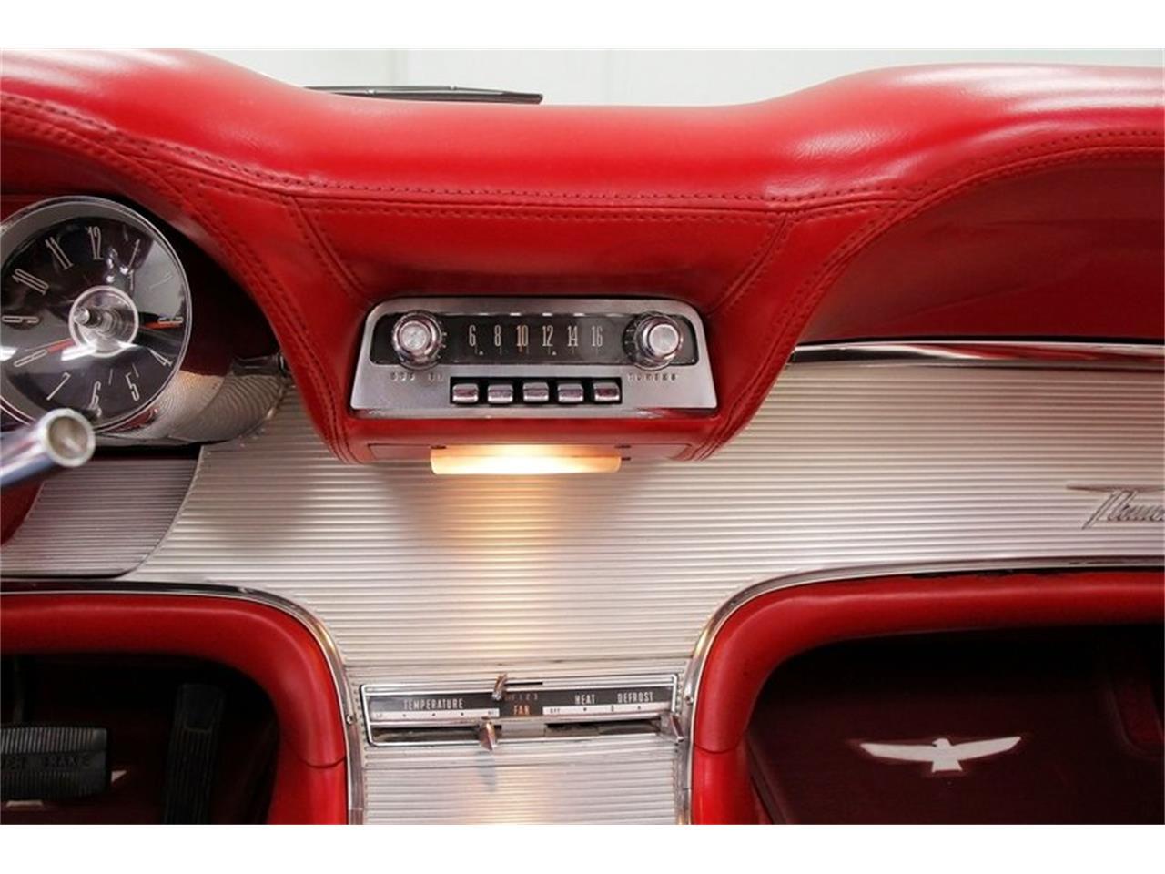 1961 Ford Thunderbird (CC-1269550) for sale in Morgantown, Pennsylvania