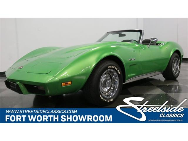 1975 Chevrolet Corvette (CC-1269551) for sale in Ft Worth, Texas