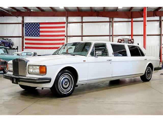 1982 Rolls-Royce Silver Spur (CC-1269560) for sale in Kentwood, Michigan