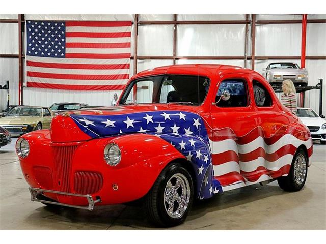1941 Ford 2-Dr Coupe (CC-1269568) for sale in Kentwood, Michigan