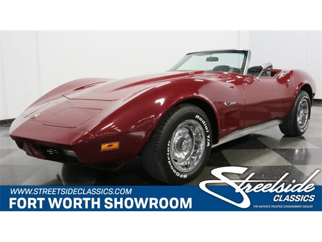 1974 Chevrolet Corvette (CC-1269574) for sale in Ft Worth, Texas