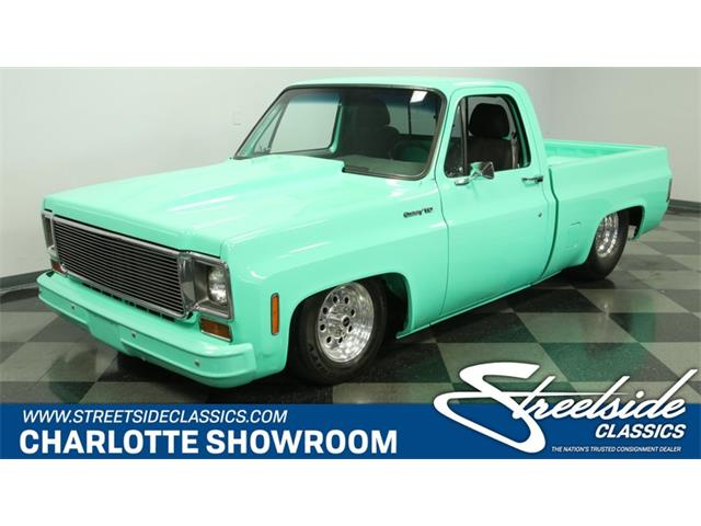 1973 Chevrolet C10 (CC-1269589) for sale in Concord, North Carolina
