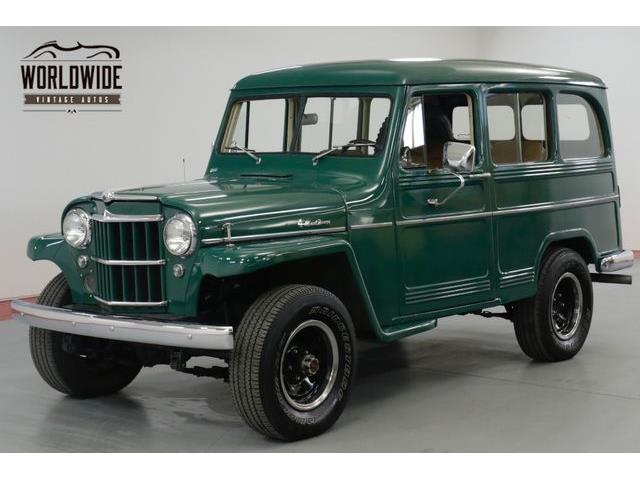 1959 Jeep Willys (CC-1269593) for sale in Denver , Colorado