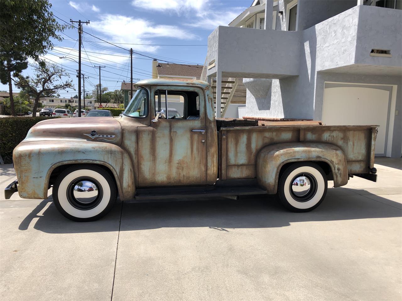 for sale 1956 ford f250 in orange, california cars - orange, ca at geebo