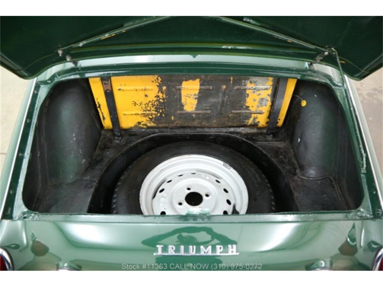 1962 Triumph TR3 (CC-1269615) for sale in Beverly Hills, California
