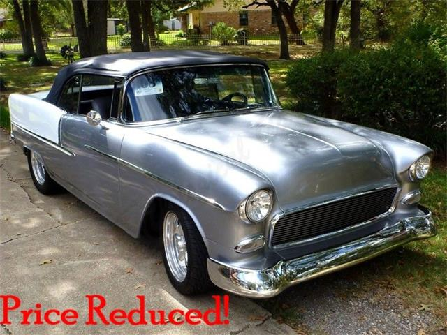 1955 Chevrolet Bel Air (CC-1269647) for sale in Arlington, Texas