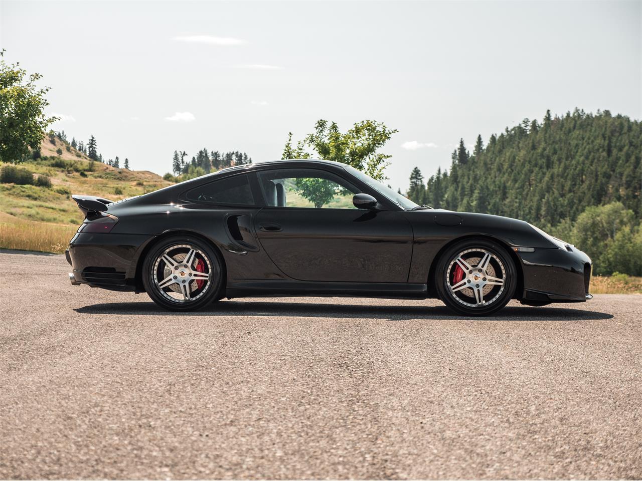 2003 Porsche 911 (CC-1269657) for sale in Kelowna, British Columbia
