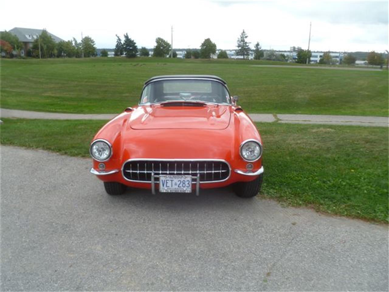 1957 Chevrolet Corvette (CC-1260966) for sale in Stoney Creek, Ontario