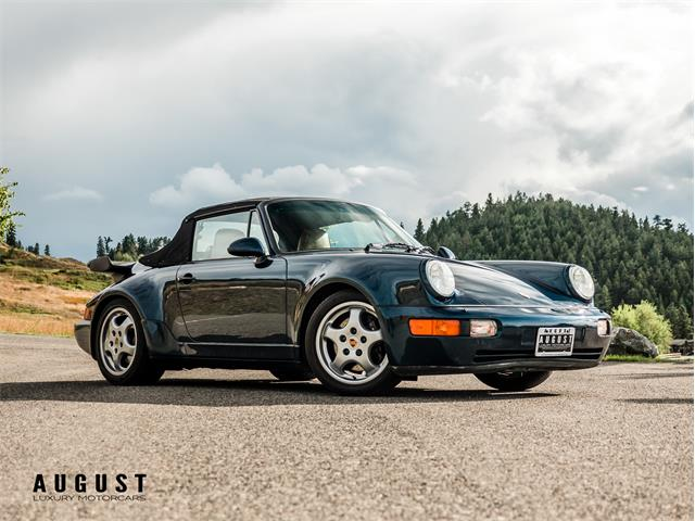1992 Porsche 911 (CC-1269671) for sale in Kelowna, British Columbia