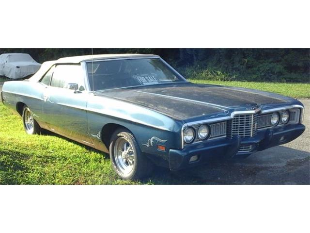 1972 Ford LTD (CC-1260097) for sale in Cadillac, Michigan