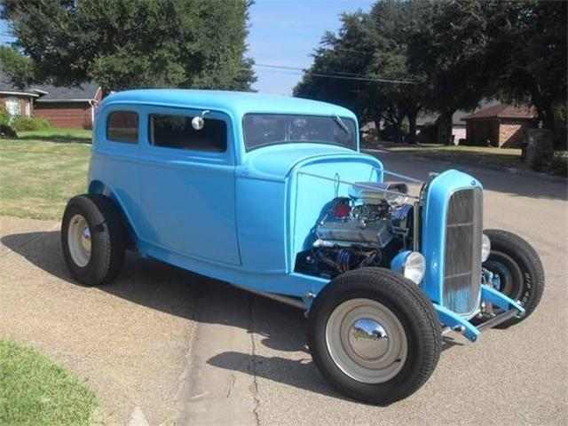 1932 Ford Victoria (CC-1269710) for sale in Cadillac, Michigan