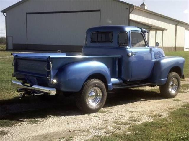 1950 Chevrolet Pickup (CC-1269721) for sale in Cadillac, Michigan