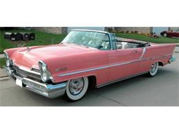 1957 Lincoln Premiere (CC-1269722) for sale in Cadillac, Michigan