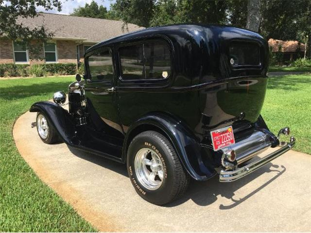 1932 Ford Sedan (CC-1269732) for sale in Cadillac, Michigan