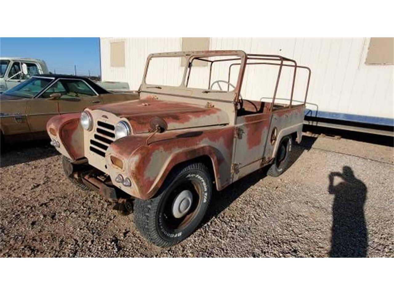 1958 Austin Gipsy (CC-1269743) for sale in Cadillac, Michigan