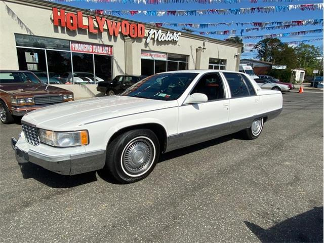 1995 Cadillac Fleetwood (CC-1269747) for sale in West Babylon, New York