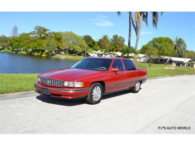 1996 Cadillac DeVille (CC-1269748) for sale in Clearwater, Florida