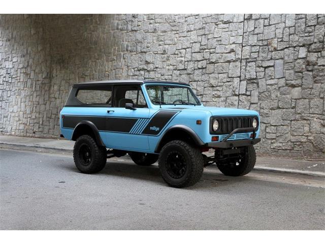 1972 International Scout (CC-1269768) for sale in Atlanta, Georgia