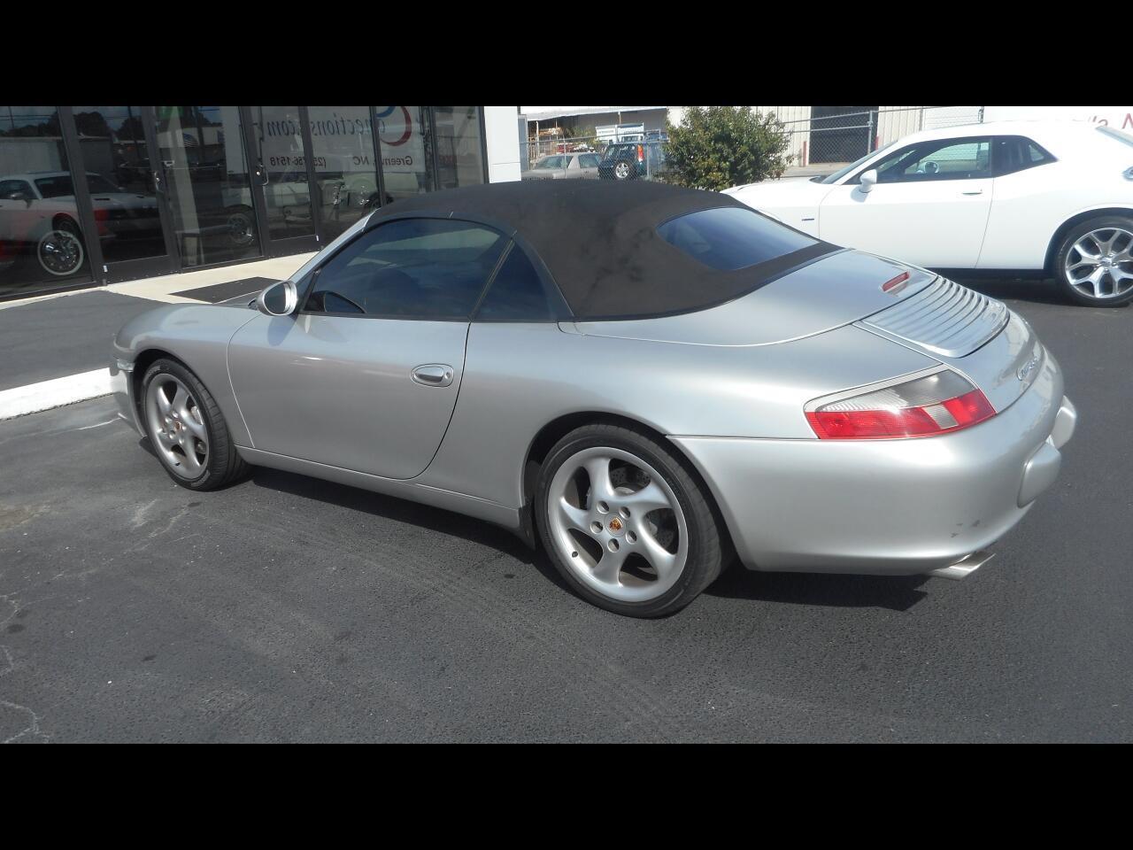 2002 Porsche 911 Carrera (CC-1269771) for sale in Greenville, North Carolina