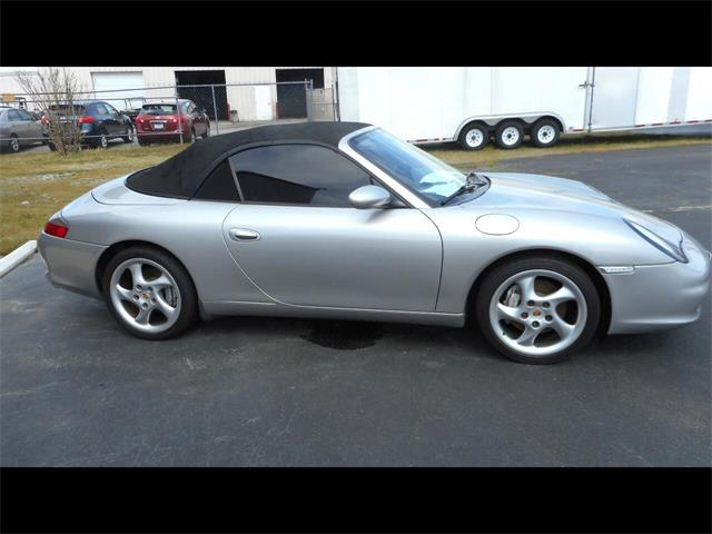 2002 Porsche 911 Carrera (CC-1269771) for sale in Greenville, North Carolina
