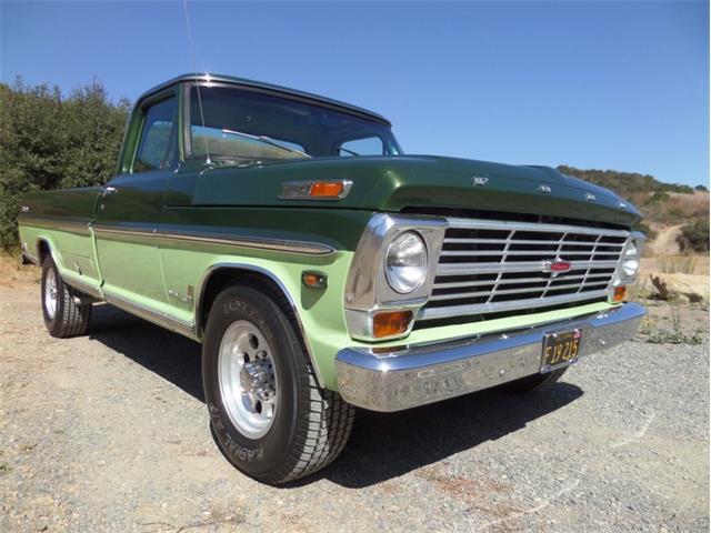 1968 Ford F250 (CC-1269772) for sale in Laguna Beach, California